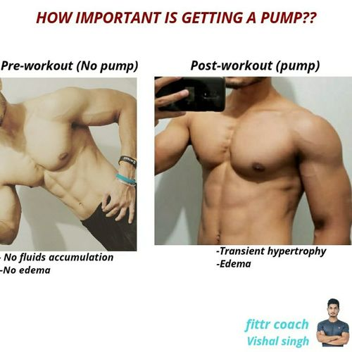 ||How important is getting or chasing a pump ??||