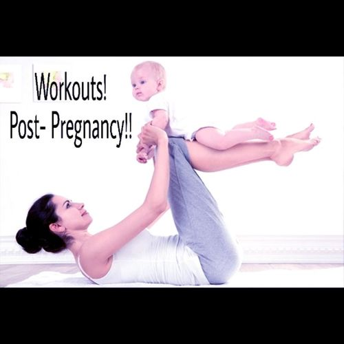 """Importance of workouts for new mothers"""