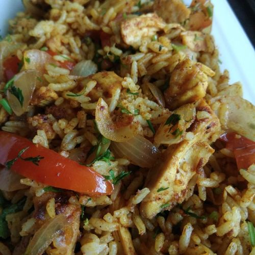 Chicken Pulav