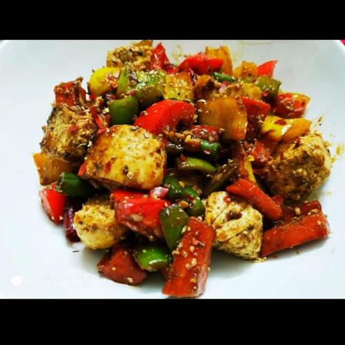 Paneer Veg Salad