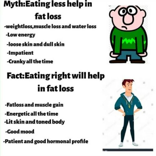 What happen to your body when you crash diet ??
