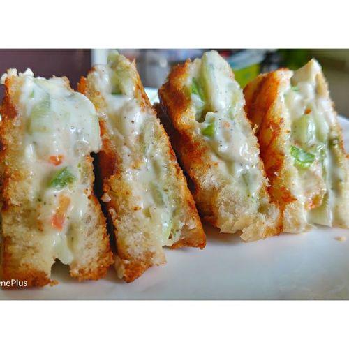 Veg Mayo Grilled