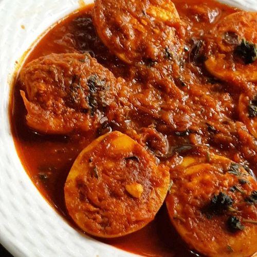 Punjabi Egg Curry