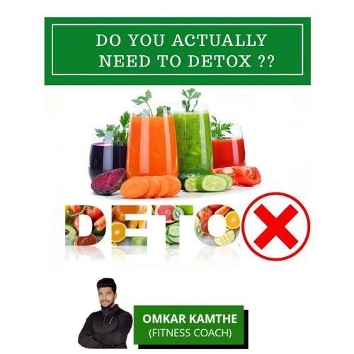 DO YOU ACTUALLY NEED TO DETOX ?? ❌❌❌