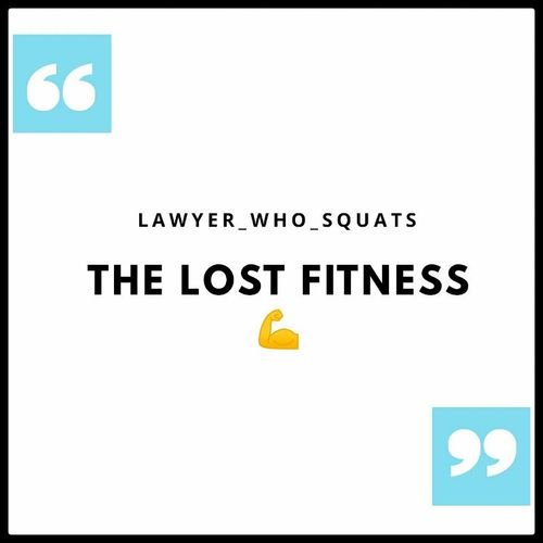 THE LOST FITNESS