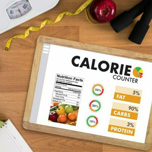 To calorie count or not
