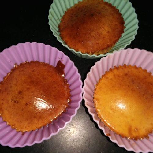 Whey muffins