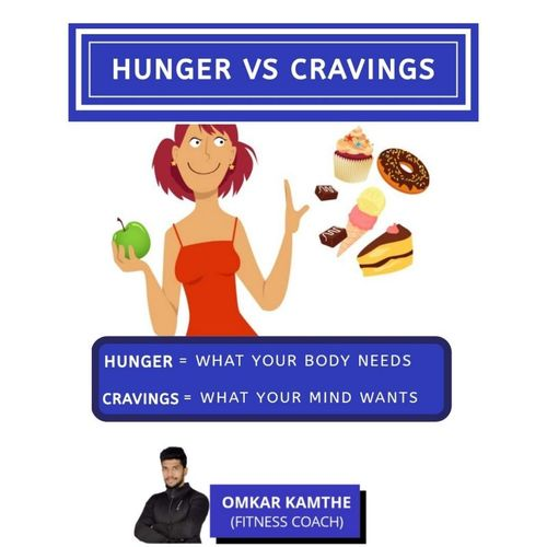 HUNGER vs CRAVINGS 😎