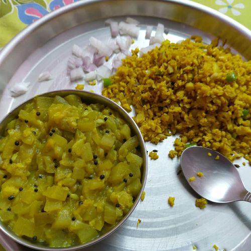 Mustard Garlic Soya