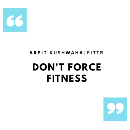 DON'T FORCE FITNESS