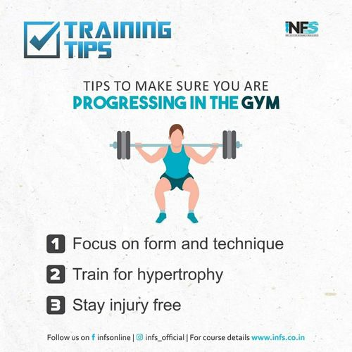 Tips to Make Sure You are Progressing in the Gym