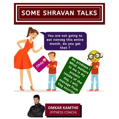 SOME SHRAVAN TALKS 🤓