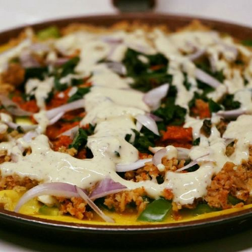 Diet Pizza / Depletion Pizza