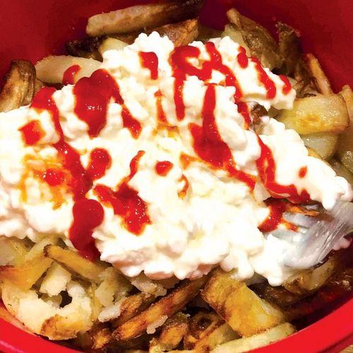Macro Friendly Loaded Fries