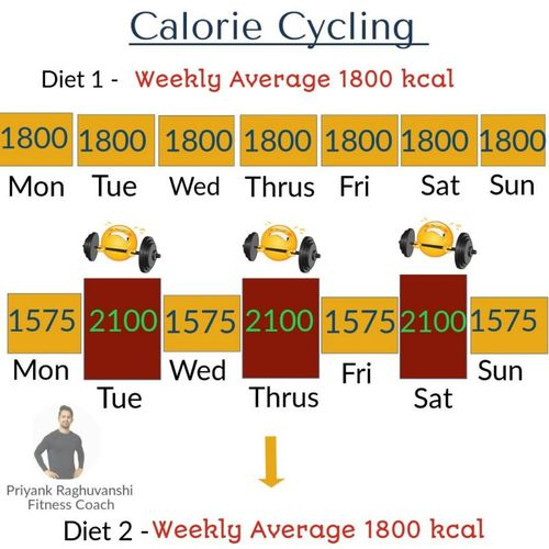 ——🤘CALORIE CYCLING 🤘——