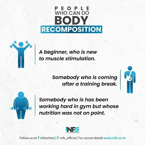 People Who Can Do Body Recomposition