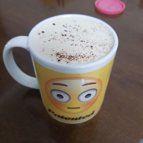 Vanilla Coffee Whey Protein Shake