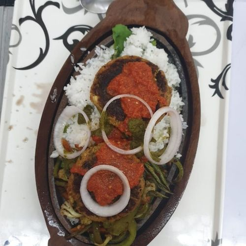 vegetable sizzler