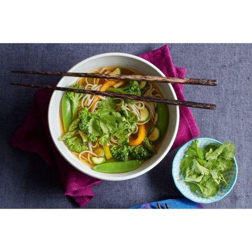 Green miso noodle bowlrecipe