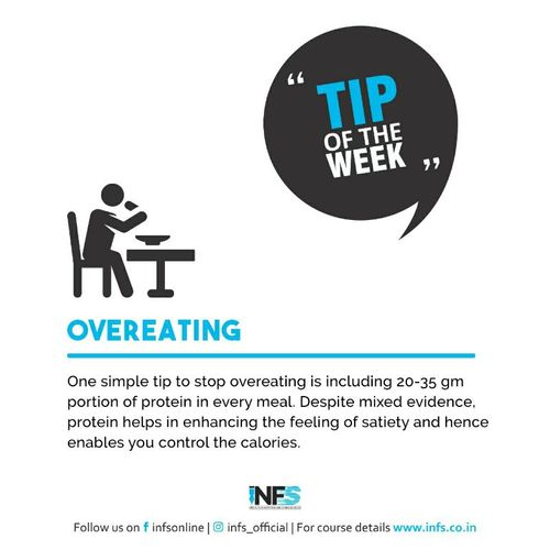 Tip to Prevent Overeating