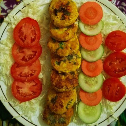 Chicken kebab (No oil)
