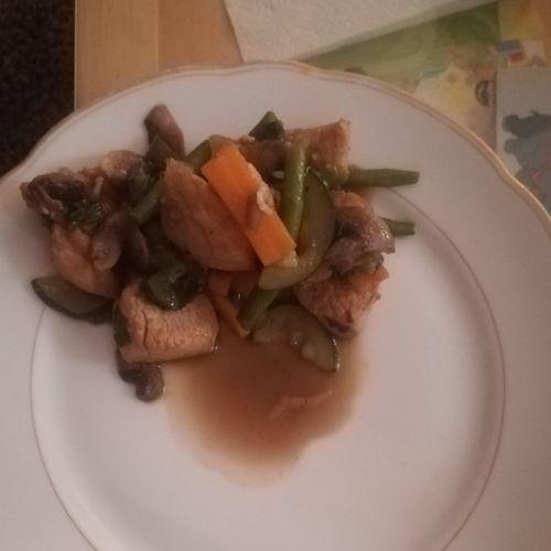Veggie Chicken
