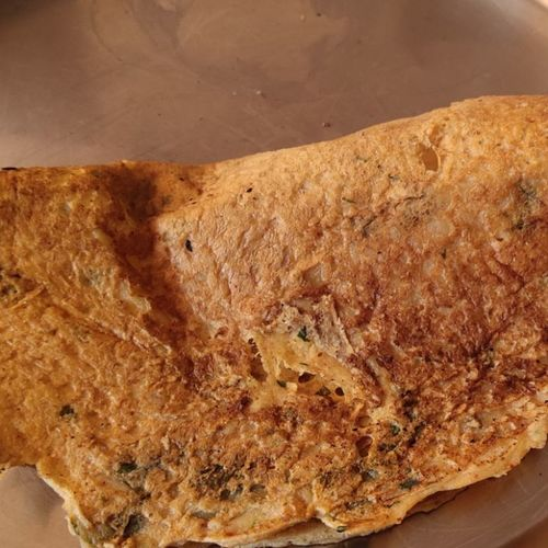 Moongdal Soya Dosa/Cheela