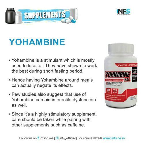 Should you take Yohambine supplement?