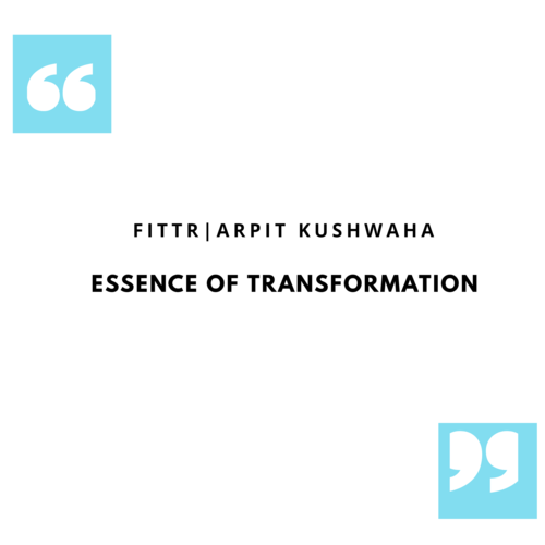 ESSENCE OF TRANSFORMATION