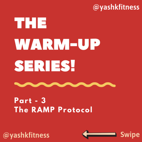 🔥 The Warm-Up Series: Part - 3 🔥