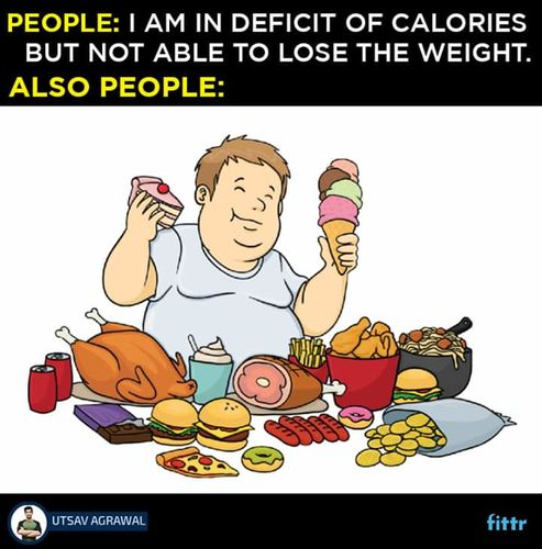 Is counting calories necessary?