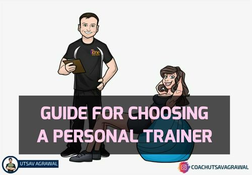 HOW TO CHOOSE THE RIGHT PERSONAL TRAINER !