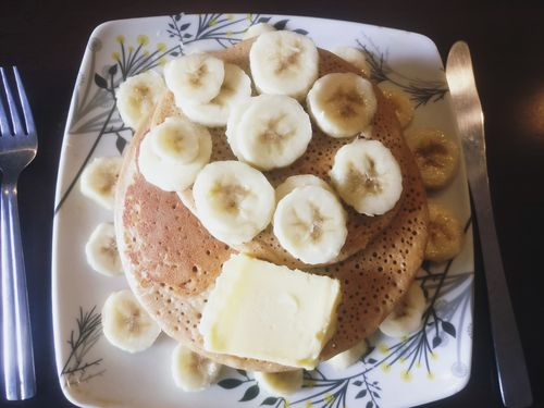 Protein rich Pancakes