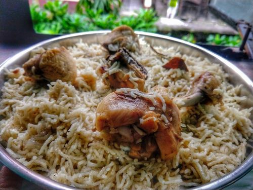 Chicken Diet Biryani