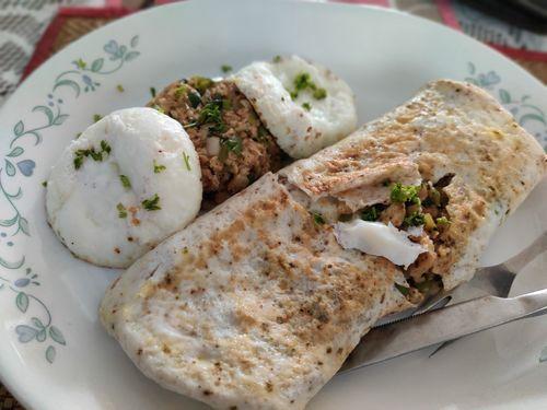 egg white rolls