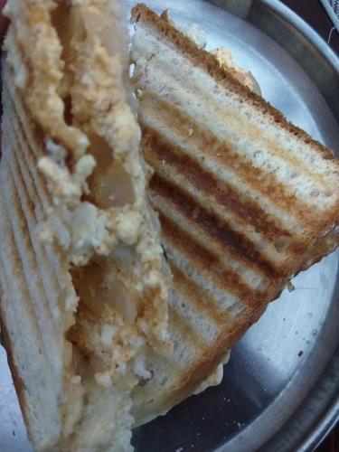 Paneer Grilled Sandwich