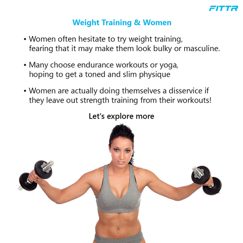 Women & Weight Lifting: The Truth
