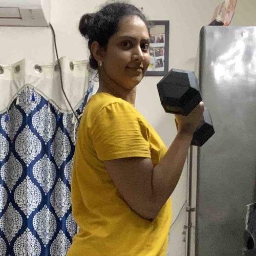 Madhumitha PS