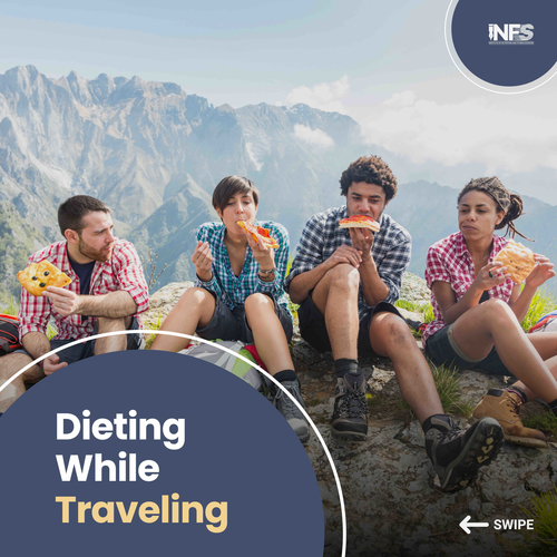 Dieting While Travelling