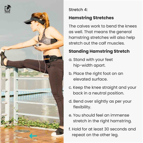 All About Calf Flexibility