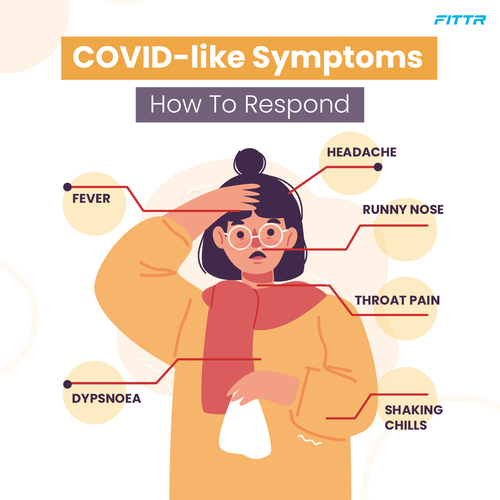 Have symptoms of Covid-19? Here's how to respond without panicking!