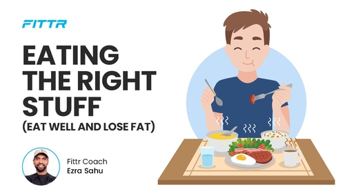 EATING THE RIGHT STUFF: COULD YOU REALLY EAT WELL AND STILL LOSE FAT?