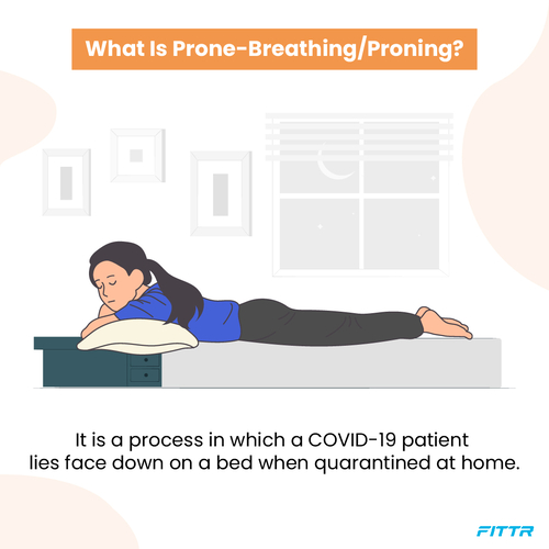 Prone-Breathing Technique: How does it help Covid-19 patients?