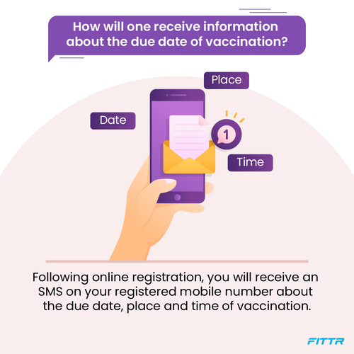 All you need to know about registering for the vaccine - FAQ's