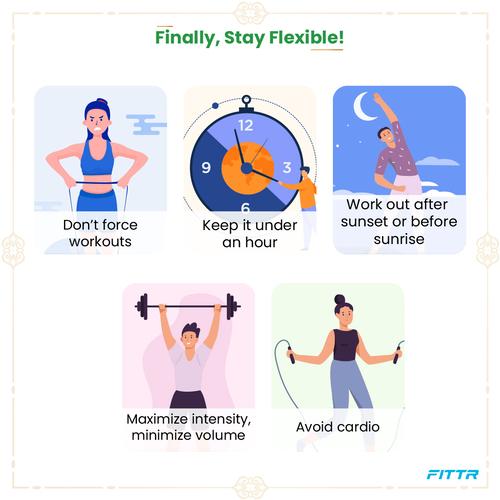 Nutrition & Workout During Ramadan
