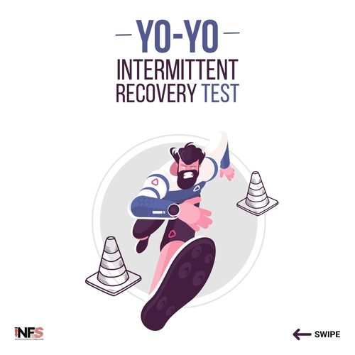 Yo-Yo Intermittent Recovery Test