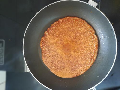 High protein pan cake