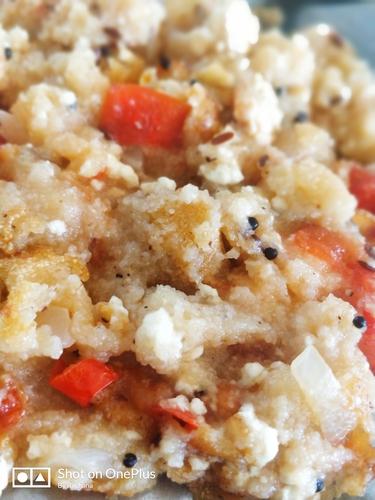Tomato Paneer Upma