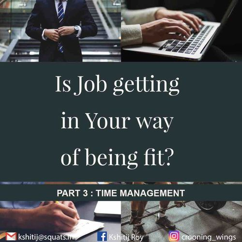 Managing time constraints!