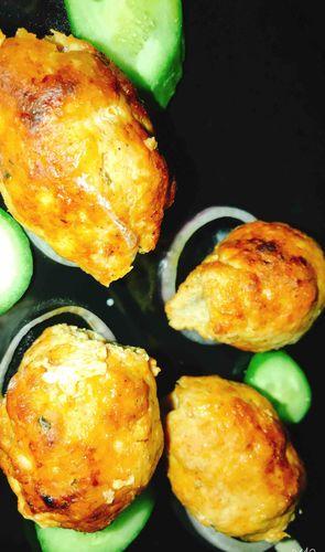 Chicken Gola Kabab